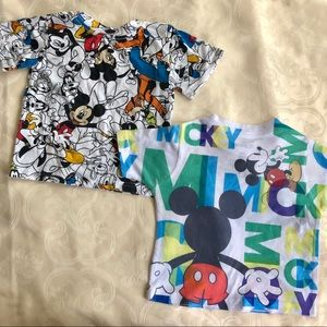 Mickey Summer Tees